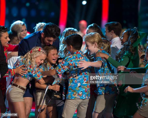 JUNIORS The Finale In a stunning surprise at the end of last week's episode there was no elimination at the end of the night so the four semifinalist...