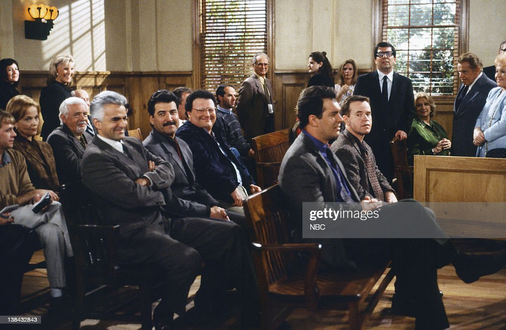Image result for seinfeld finale getty images