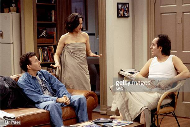 YOU The Finale Pt 23 Episodes 2324 Aired 5/12/96 5/19/96 Pictured Paul Reiser as Paul Buchman unknown John Pankow as Ira Buchman