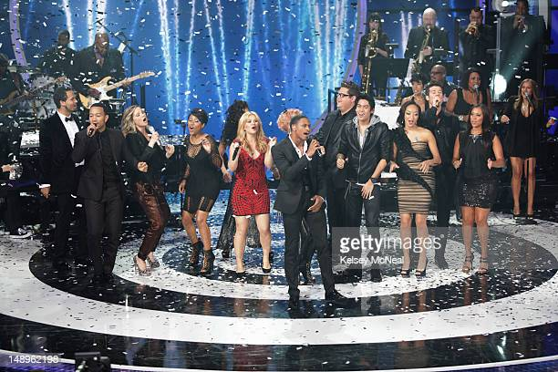 DUETS The Finale The votes have been tallied and a winner J Rome was revealed in the very special live finale episode of Duets But before America's...