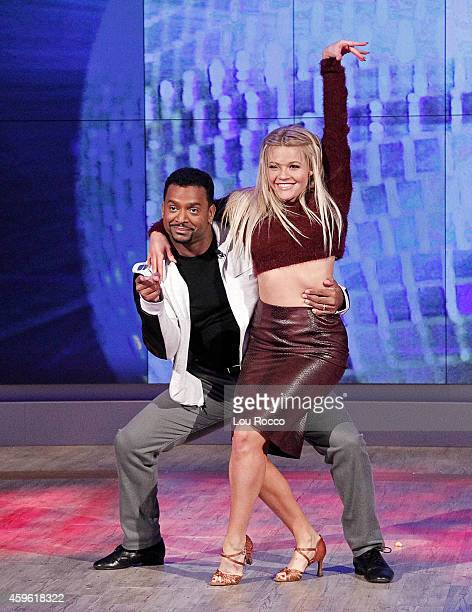 THE VIEW The finalists and winners from 'Dancing With The Stars' visit 'THE VIEW' 11/26/14 airing on the ABC Television Network WINNERS ALFONSO