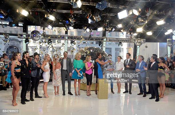 AMERICA The finalists and winners of this season's Dancing With The Stars join in the After Party at GOOD MORNING AMERICA 5/25/16 airing on the Walt...