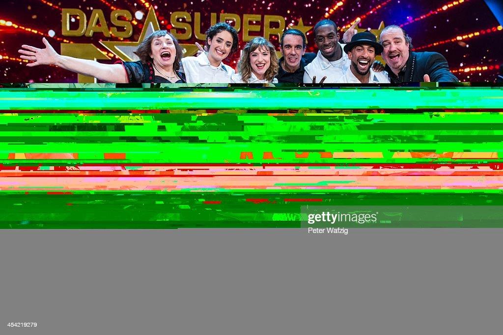 'Das Supertalent' Second Semifinal : Nachrichtenfoto