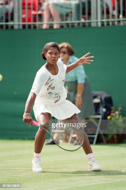 The finals of the DFS Classic at Edgbaston Priory United States Lori McNeil defeated United States Zina GarrisonJackson 64 26 63 13th June 1993