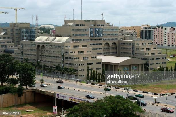 The finance ministry of Nigeria in Abuja Nigeria 10 October 2016 PHOTO MONIKA SKOLIMOWSKA/dpa | usage worldwide