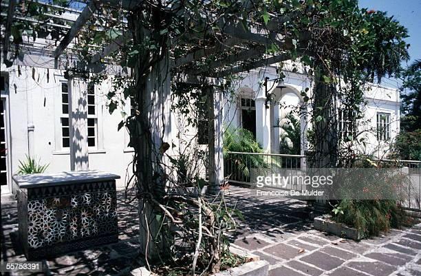 The 'Finca Vigia' property of Ernest Hemingway American writer San Francisco de Paula on 1988