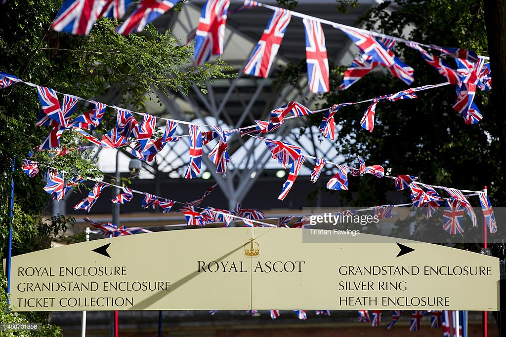 Royal Ascot 2014 Finishing Touches