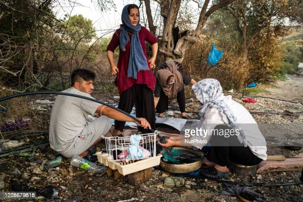 The fire that largely destroyed Moria's Refugees and asylum seekers camp on the Greek island of Lesvos left thousands of people with no shelter on...