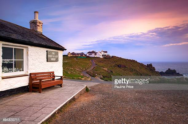 CONTENT] The First and Last House Land's End Cornwall England