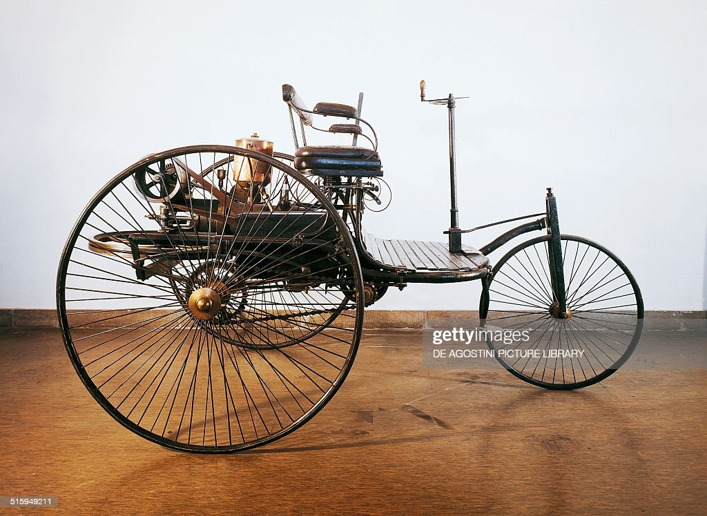 The first automobile... Pictures   Getty Images