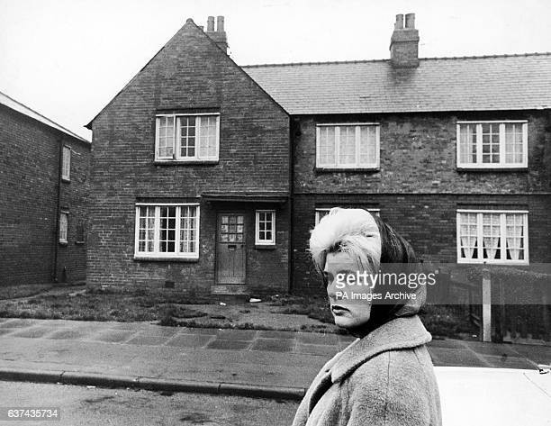 The first big winner on the Football Pools Viv Nicholson returns to the street where she lived before striking it rich Her 38shillingaweek council...