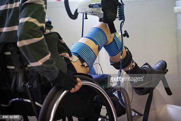 The first Cybathlon will be held in Switzerland in October 2016 It is a competition for athletes equipped with bionic devices This competition helps...