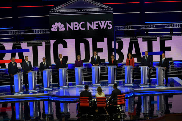 "FL: NBC's ""2019 Democratic Debate"""