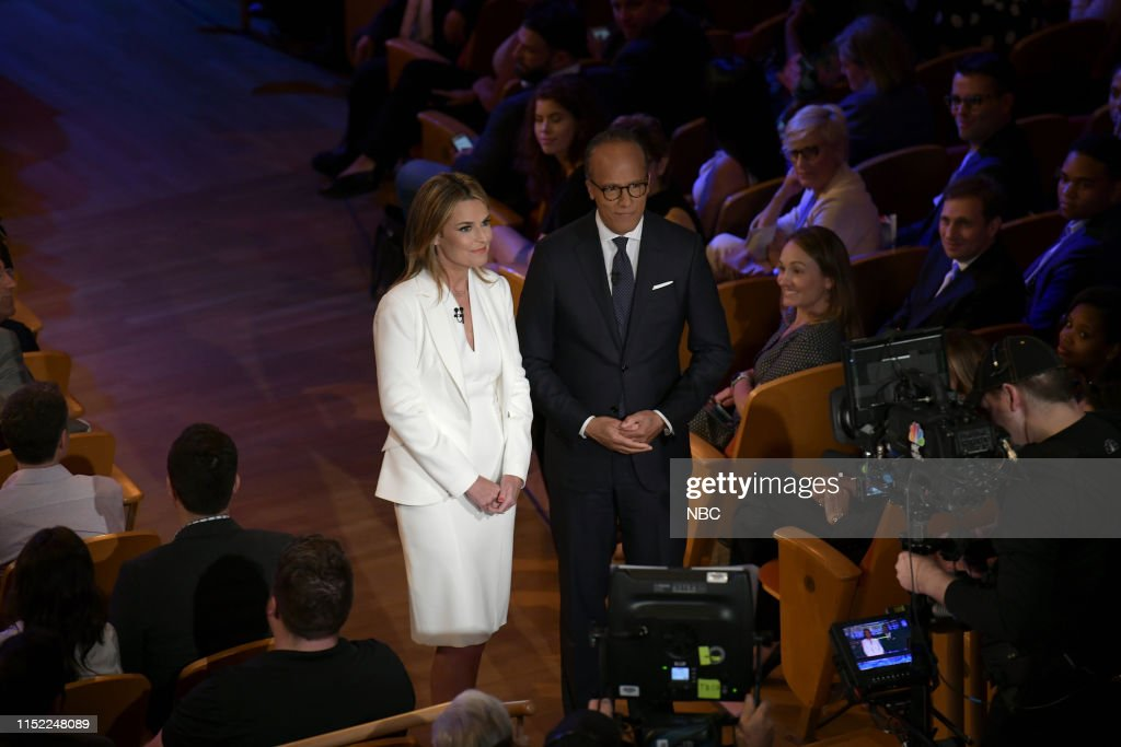 NBC News Election Coverage - Season 2019 : News Photo