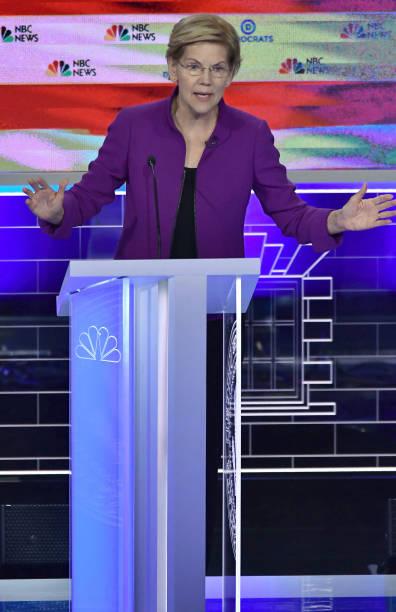 """FL: NBC's """"The First 2019 Democratic Debate"""""""
