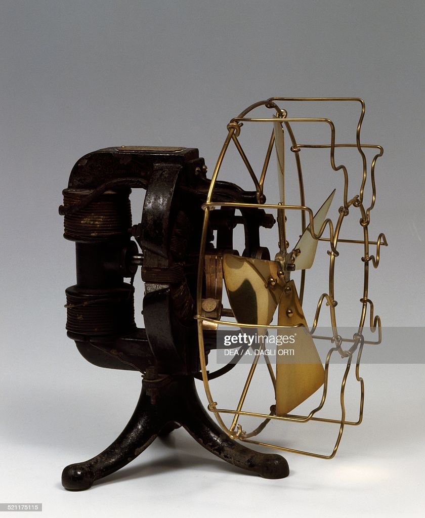 What Was The First Electric Fan : The first electric fan made by edison manufacturing