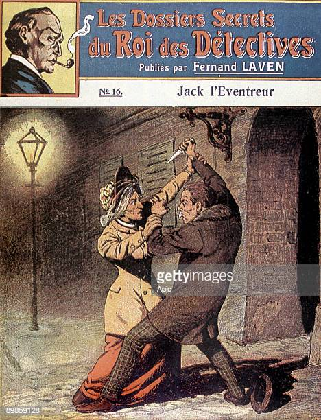The first exploits of Sherlock Holmes Jack The Ripper by Arthur Conan Doyle 1909 The first feats of Sherlock Holmes Jack the Ripper by Arthur Conan...
