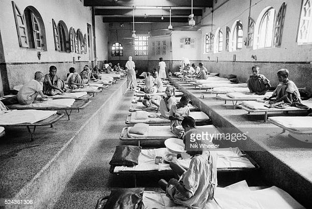 The first Home for the Dying opened in 1952 and was a free hospice for the poor. Mother Teresa , the Roman Catholic, Albanian nun revered as India's...