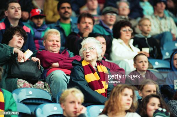 The first Huddersfield Giants home game at McAlpine stadium 28th August 1994
