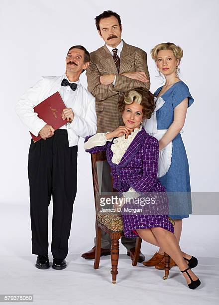 The first image in costume of the World Premiere cast of Fawlty Towers Live was released on July 24 2016 in Sydney Australia The photograph of...