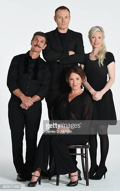 The first images of the World Premiere cast of Fawlty Towers Live on Stage were released on May 18 2016 in Sydney Australia Photographs of Stephen...