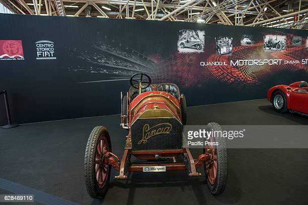 The first Lancia during the 40th edition of the Bologna Motorshow welcomed in its booth exhibitors from around the world In auto show yesterday today...