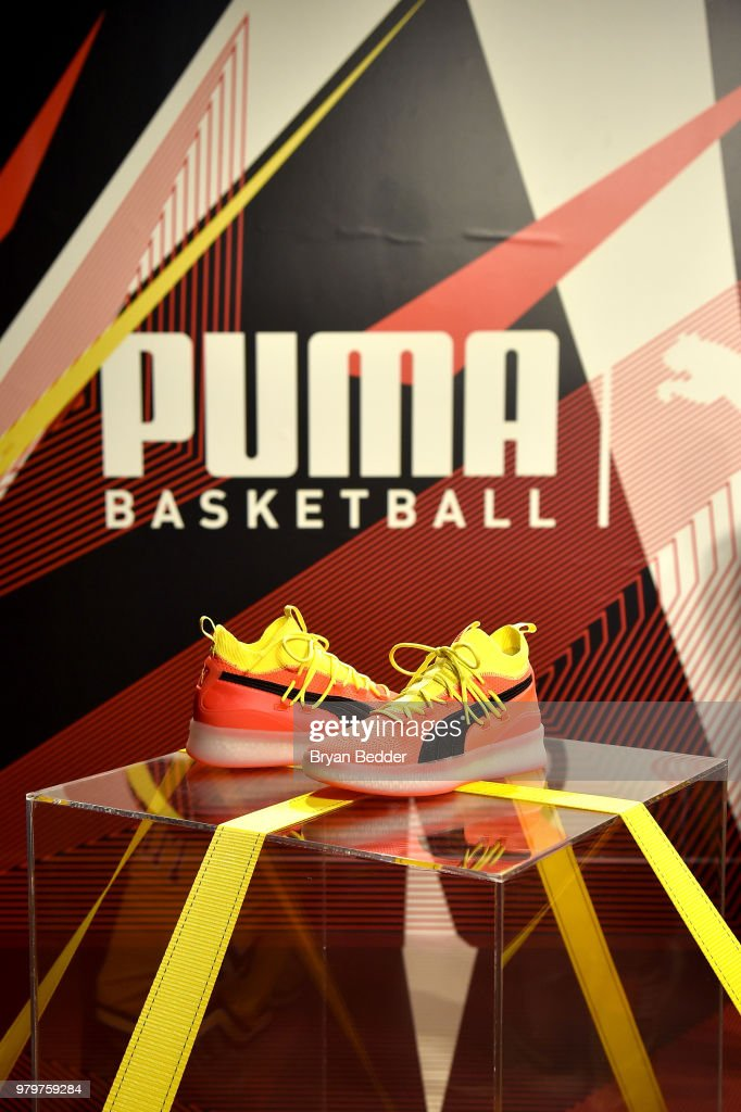 PUMA Re-Enters Basketball Category With First Look At Basketball Shoe