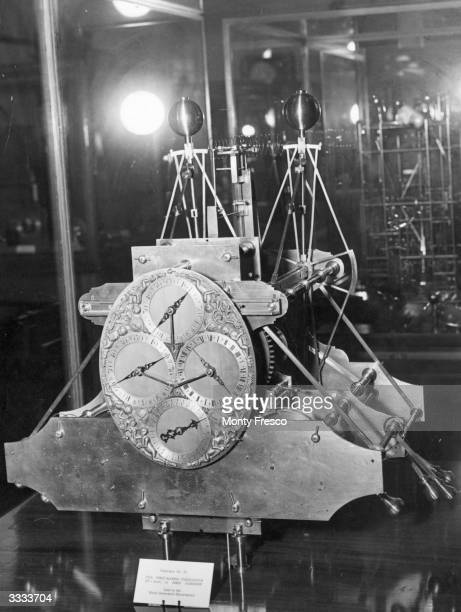 The first marine timekeeper built in 1735 by John Harrison Usually seen in the Royal Observatory at Greenwich it is on loan to the Science Museum for...