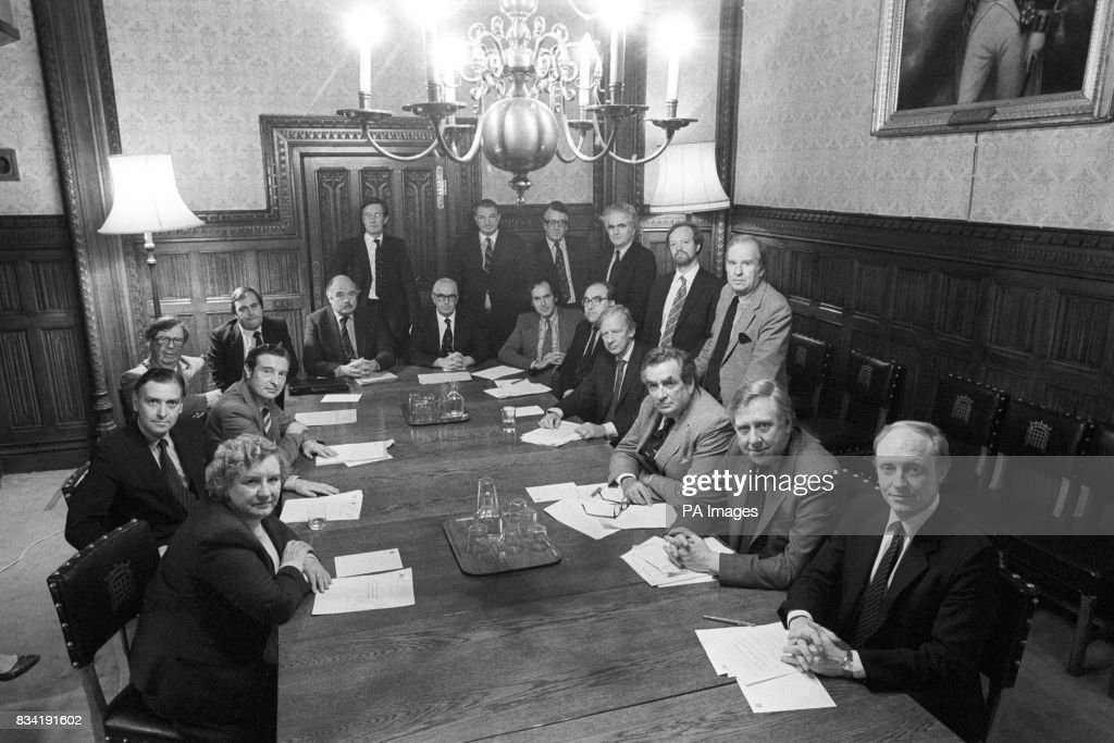 Politics   Neil Kinnocku0026#8217;s Shadow Cabinet