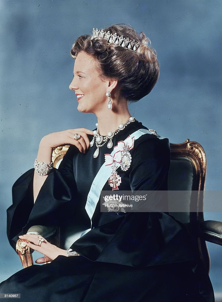 Queen Margrethe II Of Denmark Turns 70