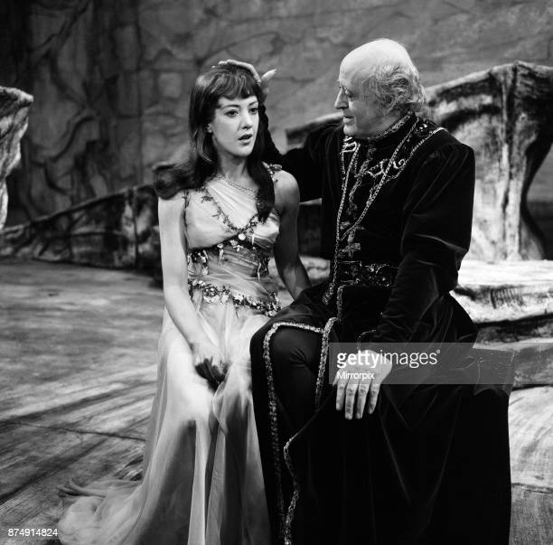 The first performance of 'The Tempest' by William Shakespeare will be on the 29th May 1962 at the Old Vic Theatre, Waterloo Road, London. The...