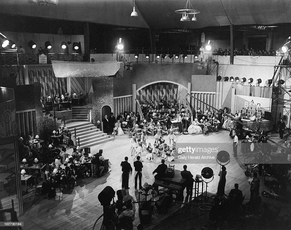 The first Radiolympia since the war, 30 September 1947. : News Photo