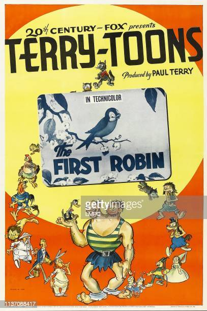 The First Robin poster 1939