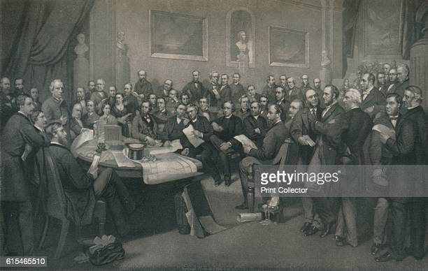 The First School Board of London' c1873 The School Board for London formed after the Elementary Education Act 1870 Between 1870 and 1904 the London...
