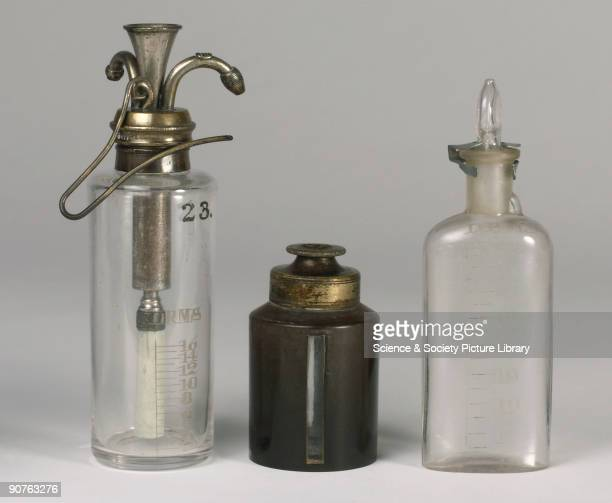 The first successful operation on a patient rendered unconscious by anaesthetic was carried out using ether in 1846 Ether was regarded as being safe...