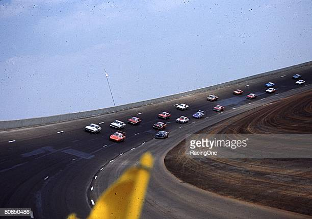 The first Talladega 500 was run in 1969 won by Richard Brickhouse in the Charlie Glotzbach ride after 37 drivers boycotted the event as encouraged by...