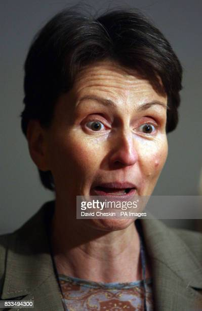 The first UK woman in space Helen Sharman at the Sheraton Hotel Edinburgh to launch the 20th Annual Planetary Congress taking place in the city this...