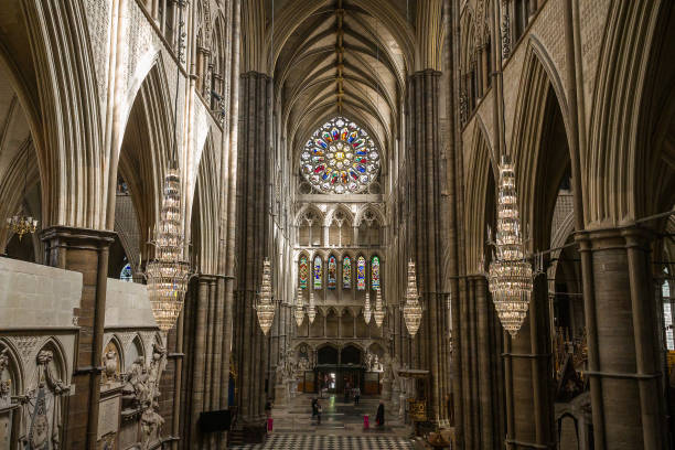 GBR: Westminster Abbey Reopens Fully To The Public