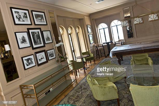 The Fisher Island Club in Miami Florida has restored the Vanderbilt mansion there to it's old glory