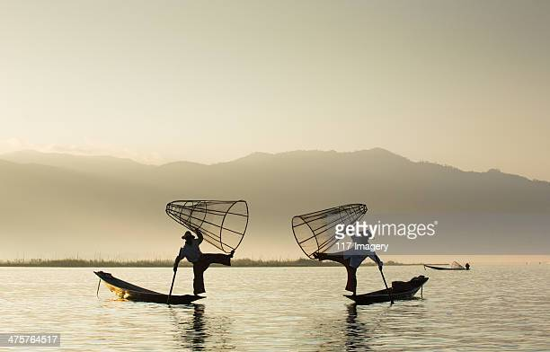 The Fishermen on Inle Lake