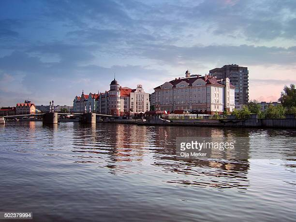 The Fishing Village, Kaliningrad (Konigsberg), Russia