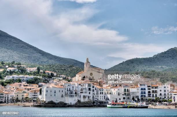 The fishing village of Cadaqués - Catalonia, Spain