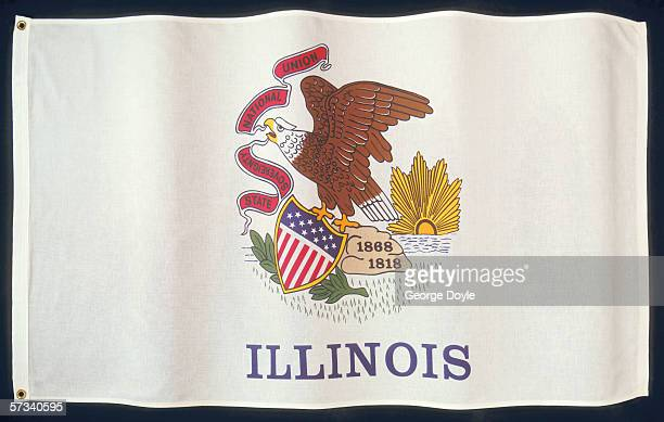 the flag of Illinois