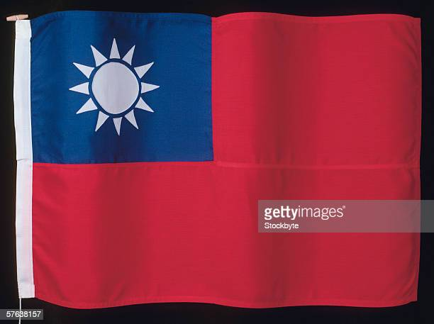 the flag of Taiwan