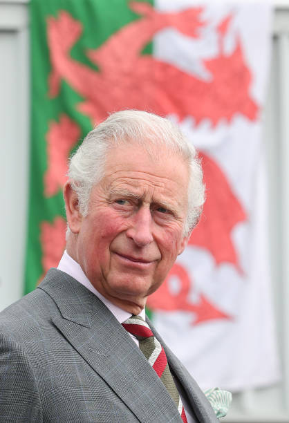 GBR: The Prince Of Wales Visits Wales
