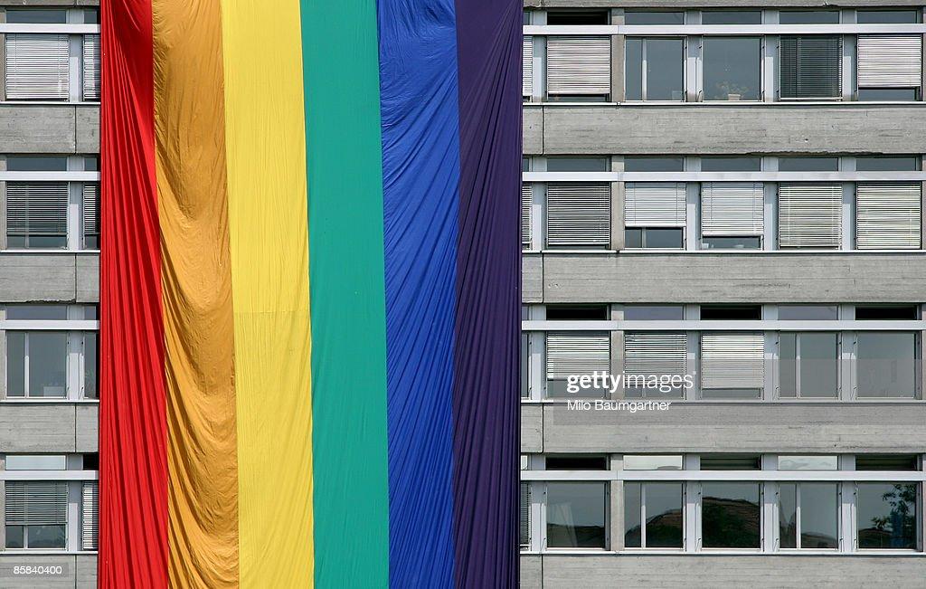 The flag : Stock Photo