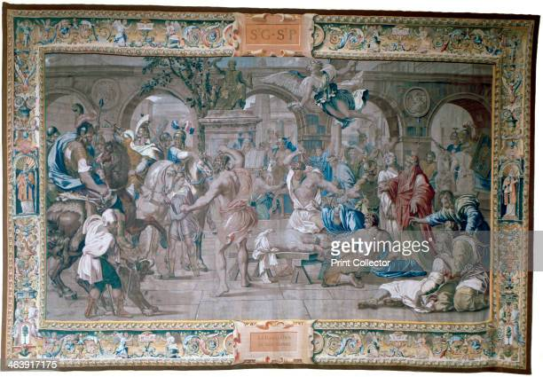 'The Flagellation of St Gervais' c16201670