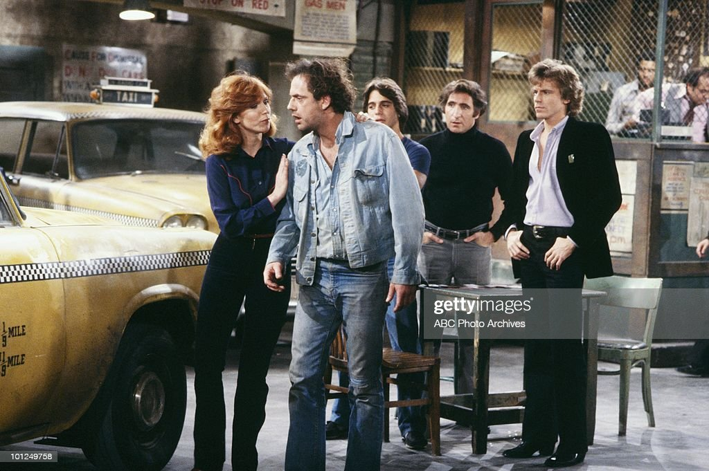 TAXI - 'The Fledgling' which air on November 26, 1981. (Photo by ABC Photo Archives/ABC via Getty Images) MARILU