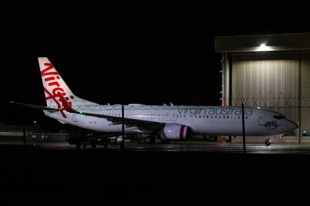 AUS: Melbourne Demons & Geelong Cats Depart Melbourne For Time In AFL Hubs