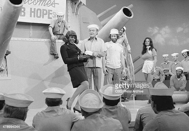The Flip Wilson Special Featuring Flip Wilson Bob Hope and George Carlin Image dated August 22 1975